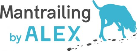 Logo Mantrailing by Alex
